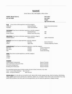 Photographer Resume - Resume for Grapher with No Experience Best Way to Make A Resume