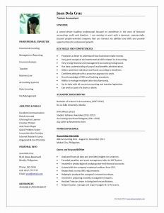 Photographer Resume Template - Business Letter Template Examples
