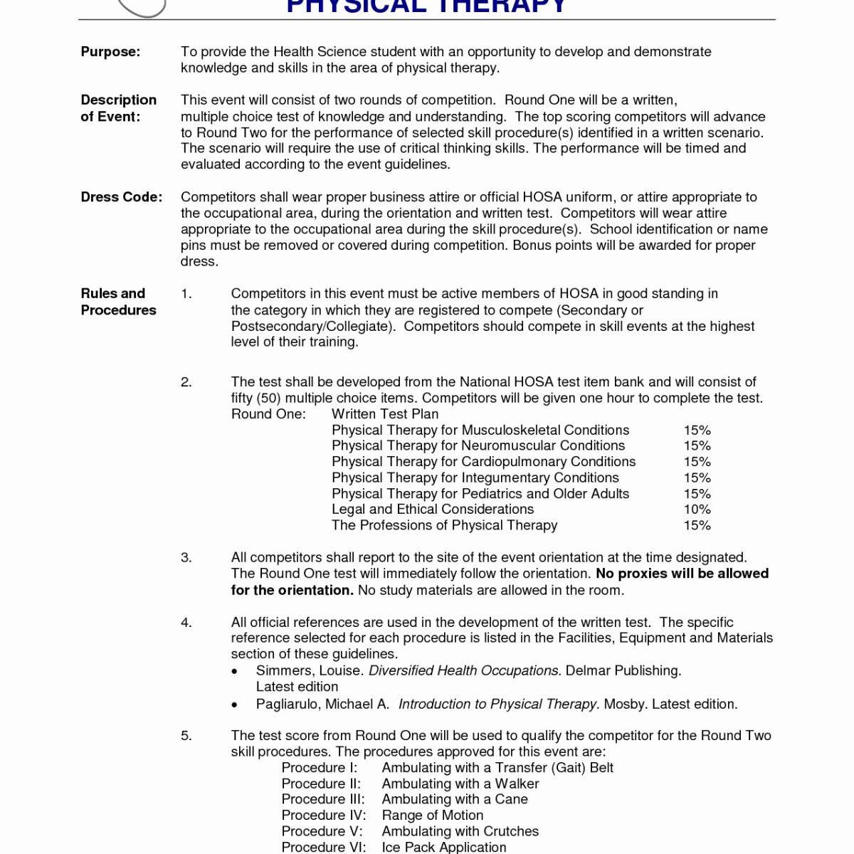 physical therapist resume template Collection-Resume Examples for Physical therapist at Resume Sample Ideas from Sample Physical Therapy Resume source cheapjordanretros 16-b