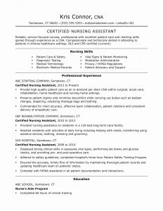 Pre Med Resume Template - Hipaa Letter Medical Collection Template Collection
