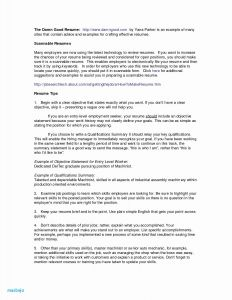 Problem Action Result Statements Resume - Advertising Careers Resume New How Write A Resume for A Job Good