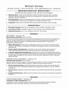 Professional Accountant Resume Template - Senior Staff Accountant Resume Sample New Broadcast Graphics
