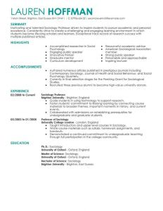 Professor Resume - Professor Resume Samples solab Rural