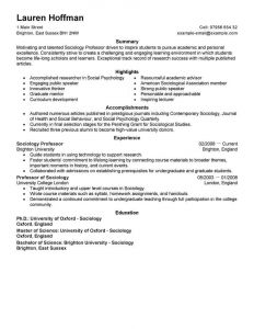 Professor Resume - Sample Resume Of Professor Maggib Rural