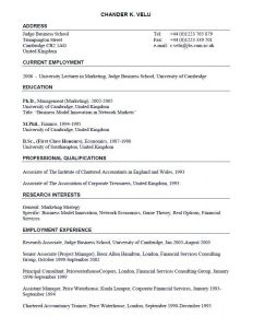 Professor Resume - Helping with Homework Coast Chapel Church Santa Cruz Business