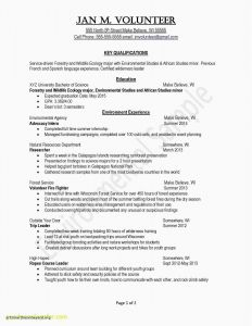 Professor Resume Template - Free Teacher Resume Templates Recent Inspirational Examples Resumes
