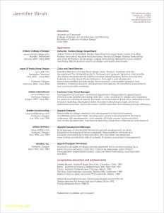 Project Manager Resume - 48 Fresh Sample Project Manager Resume
