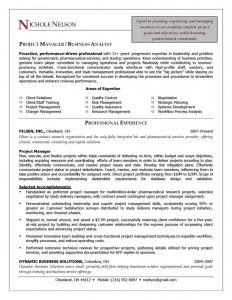 Project Manager Resume - Restaurant Resume Sample Modest Examples 0d Good Looking It Manager
