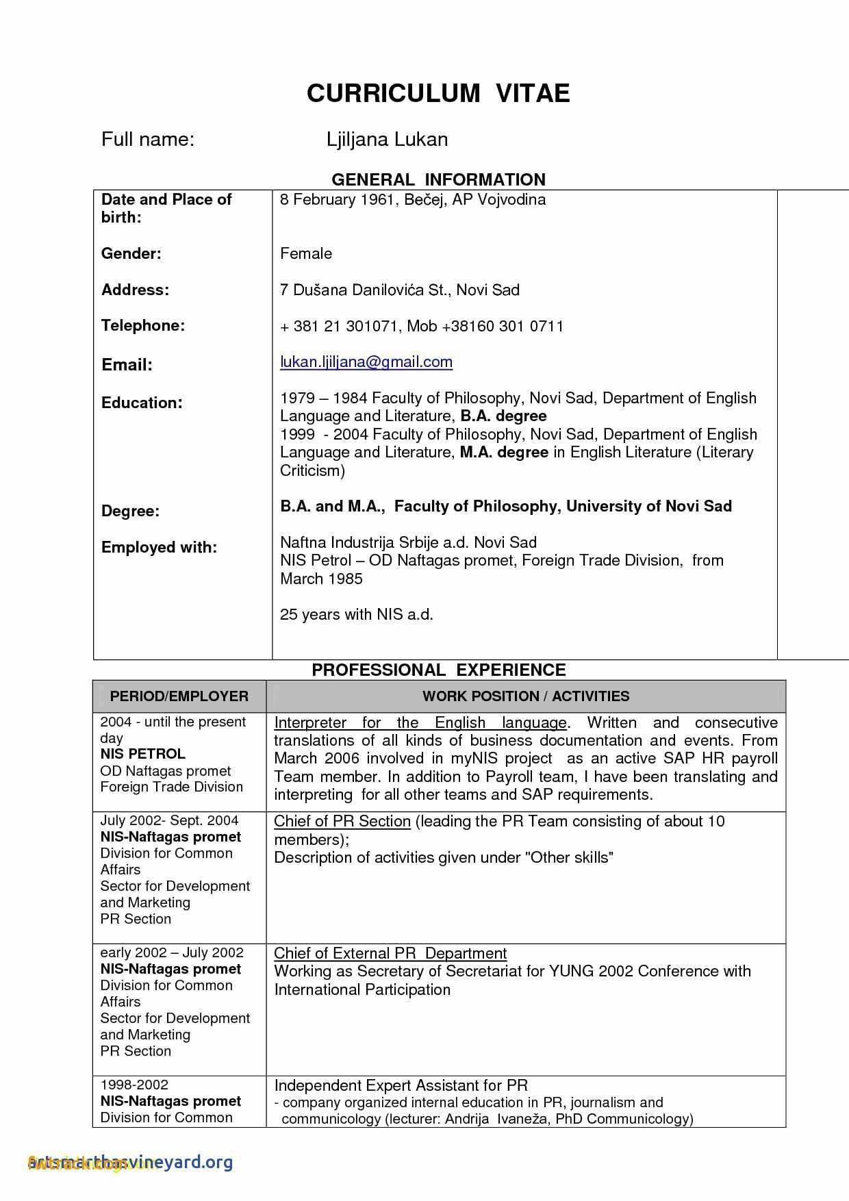 promotional model resume template example-Promotional Model Resume Template 15-j