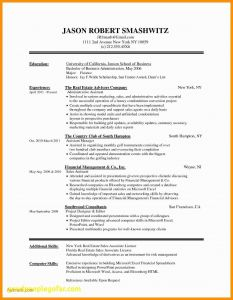 Property Management Resume Template - Resume Templates for Pages Fwtrack Fwtrack