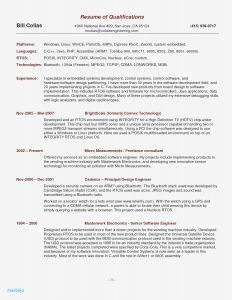Psychology Resume Template - Psychology Resume Templates