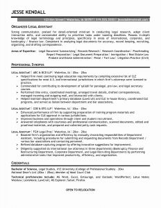 Real Estate Resume Template - Real Estate Resume Template Real Estate Resumes Valid New 11 Unique