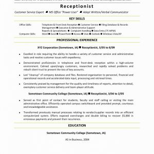 Recreation Resume - Good Nursing Resume Examples Awesome Parks and Recreation Resume
