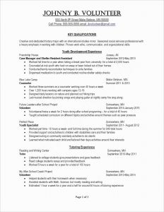 Rental Resume Template - Fresh Examples Rental Agreements