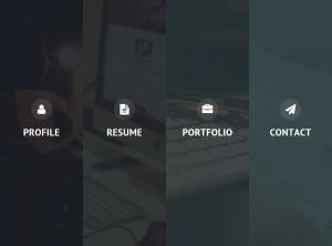 Responsive Resume Template - 15 Best Resume and Cv Website Templates 2018 Responsive Miracle