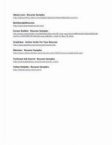 Resume for Graduate School Admission Template - Graduate School Application Resume