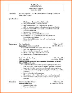 Resume Hair Stylist Template - 20 Unique Resume for Hairstylist