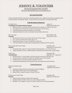 Resume Template for College Freshmen - Resumes for College Students Resume College Freshman — Resumes