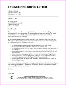 Resume Template for Engineers - Coolest 41 Engineering Technical Report Template