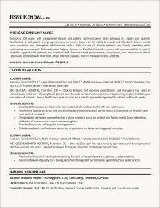 Resume Template for Healthcare - Ekg Technician Certification Program Sample Technical Resume