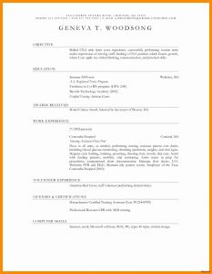 Resume Template for Libreoffice - Resume Template Libreoffice Unique Writing A Resume Template Unique