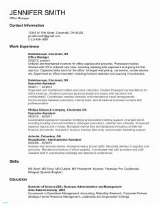 Resume Template for Mba Graduates - Mba Resume New Resume Template C Beautiful Resume Doc 0d Resume