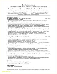 Resume Template for Office Administrator - theatre Cover Letter Template Examples
