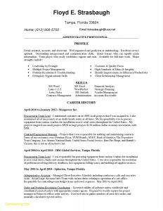 Resume Template for Office assistant - Sample Administrative assistant Resume Reference Admin Resume