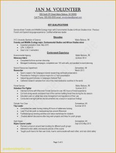 Resume Template for Part Time Job - Part Time Jobs Resume Example Paragraphrewriter