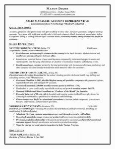 Resume Template for Retail Sales associate - Resume Samples for Sales Representative New Sales Resume Sample New