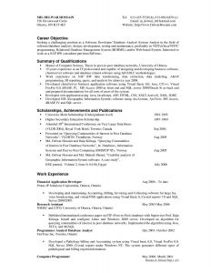 Resume Template for Scholarship - 33 Best Scholarship Application Template