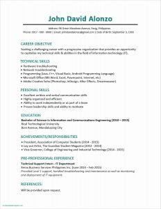 Resume Template for Writers - Good Munication Skills Resume Resume Tutor Luxury Writing Your