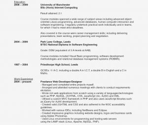 Resume Template Github - Textile Engineering Sample Resume