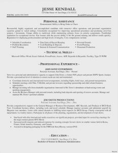Resume Template Science - 24 New How to Make Resume Simple