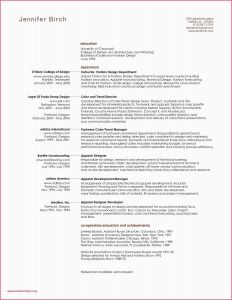 Resume Template Scientist - Sample Nanny Resume Nanny Resume Samples New Nanny Resume 0d