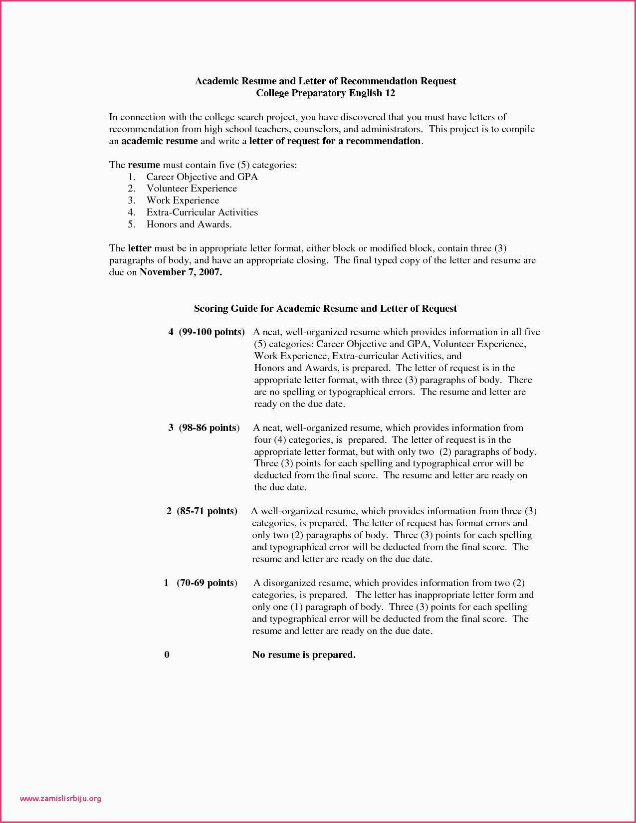 resume template with volunteer experience Collection-Personal Letter Re mendation Cfo Resume Template Inspirational Actor Resumes 0d – Letter Templates 1-b