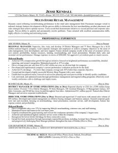 Retail Management Resume Template - General Manager Resume Sample Unique Sample Retail Manager Resume