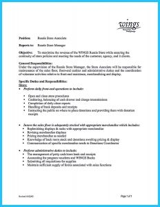 Retail Manager Resume Template - You Can Start Writing assistant Store Manager Resume by Introducing