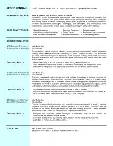 Retail Manager Resume Template - 42 Fresh assistant Store Manager Resume