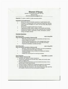 Retail Sales associate Resume Template - Resume Examples for Sales associate Fresh Retail Sales associate