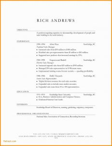 Sales associate Resume Template - Retail associate Resume Example Fwtrack Fwtrack