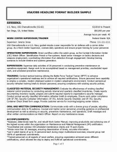 Security Resume Template - Trainer Resume Sample attractive Example Job Resume Awesome Examples
