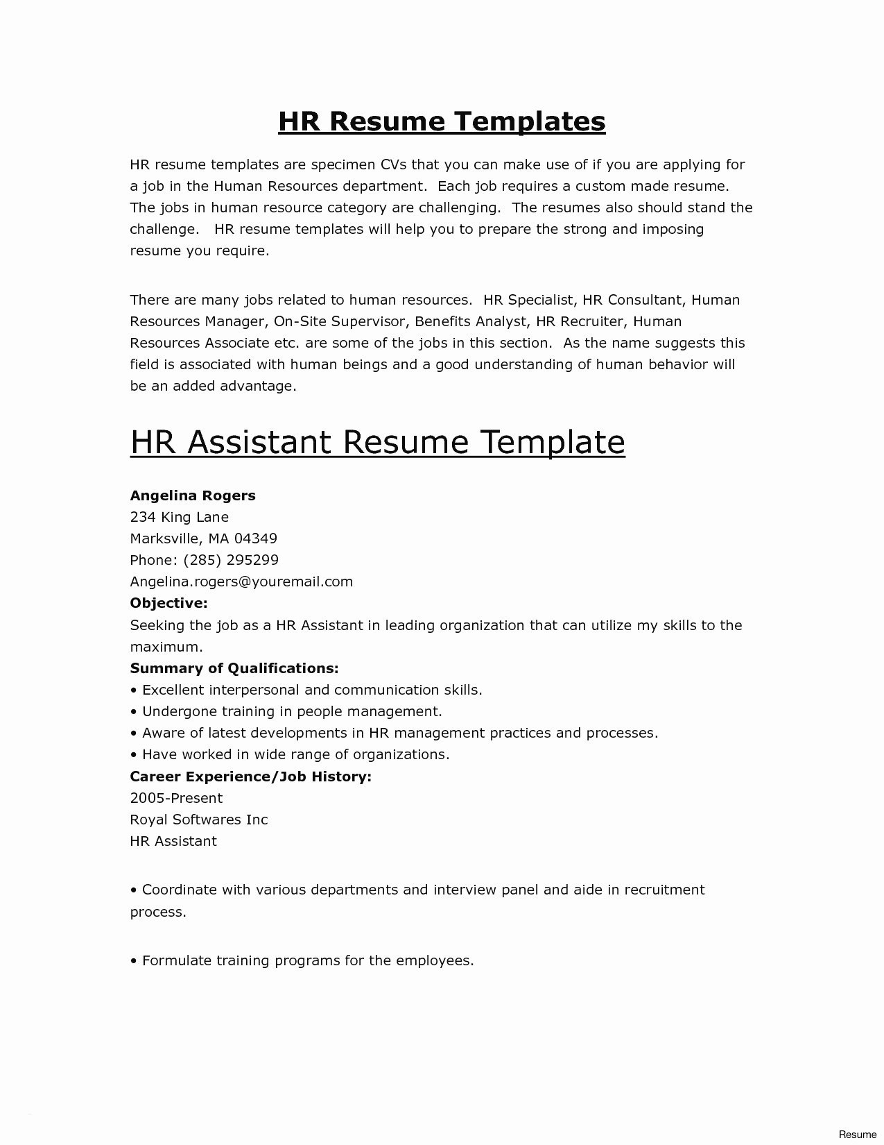 self employed resume template Collection-Self Employed Resume New Luxury Examples Resumes Ecologist Resume 0d Information 7-o