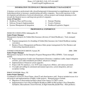 Senior Manager Resume - Project Coordinator Resume Elegant Resume Manager New software