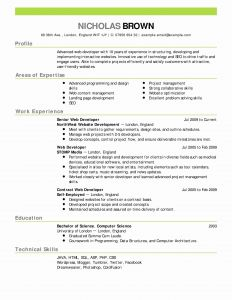 Seo Resume Template - Resume Template – Production assistant Resume Samples