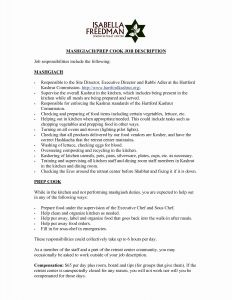 Server Resume - Customer Service Executive Job Description Resume Reference Resume