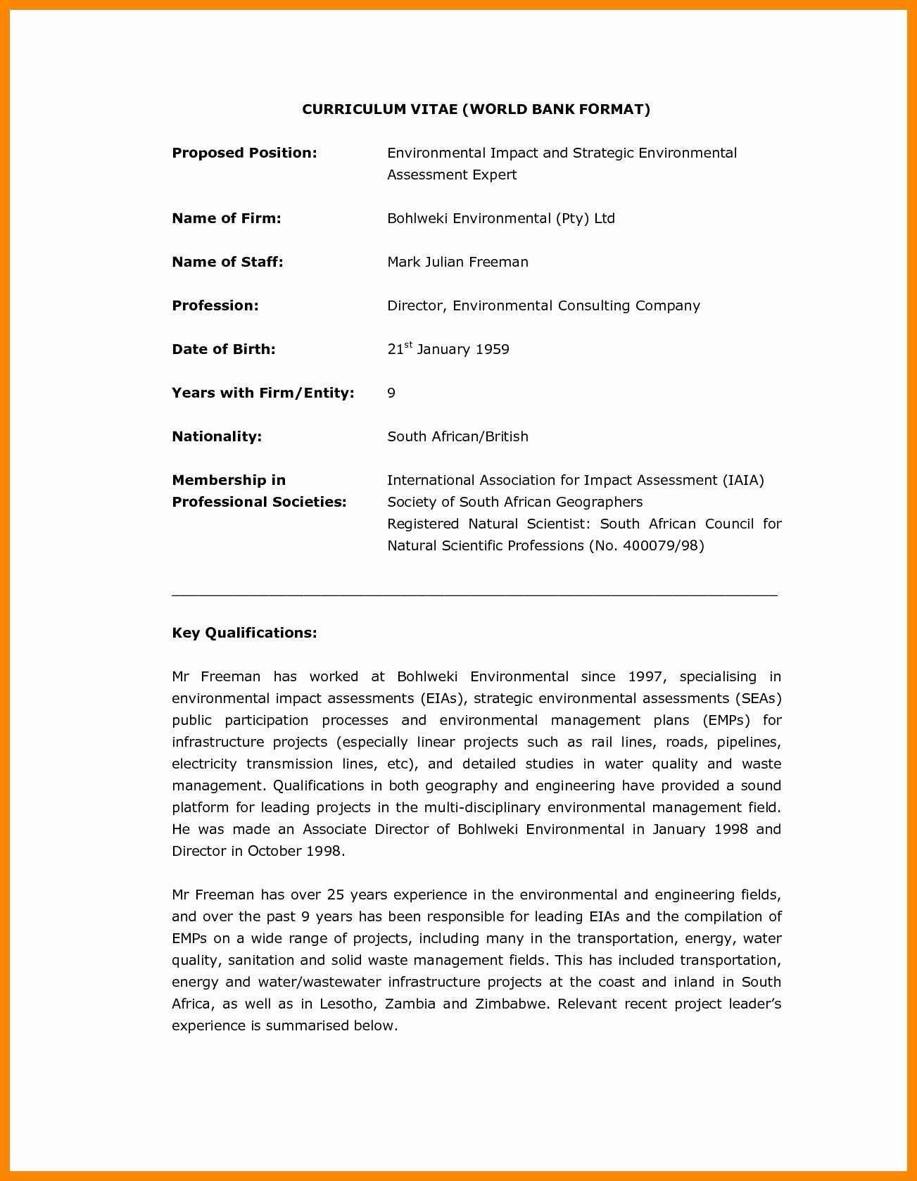 shidduch resume template example-Shidduch Resume Best Shidduch Resume Template Lovely 51 New Stock World Bank Resume 15-h