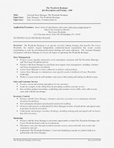 Showroom Sales Resume - Sample Resume assistant Manager