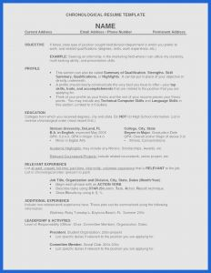 Situation Action Result Resume - Resume Examples for Highschool Students with No Work Experience