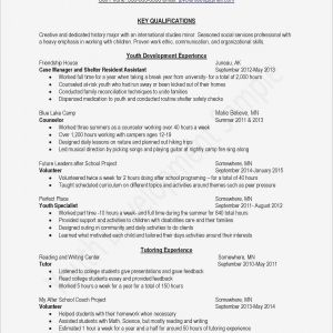 Skills Usa Resume Template - Good Work Skills for Resume Elegant Skills Resume Templates
